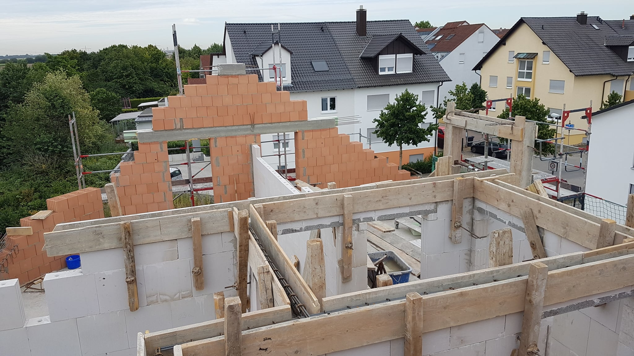 Neubau Einfamilienhaus in Ludwigshafen
