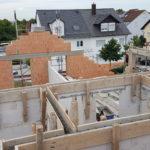 Neubau Einfamilienhaus mit Garage in Ludwigshafen