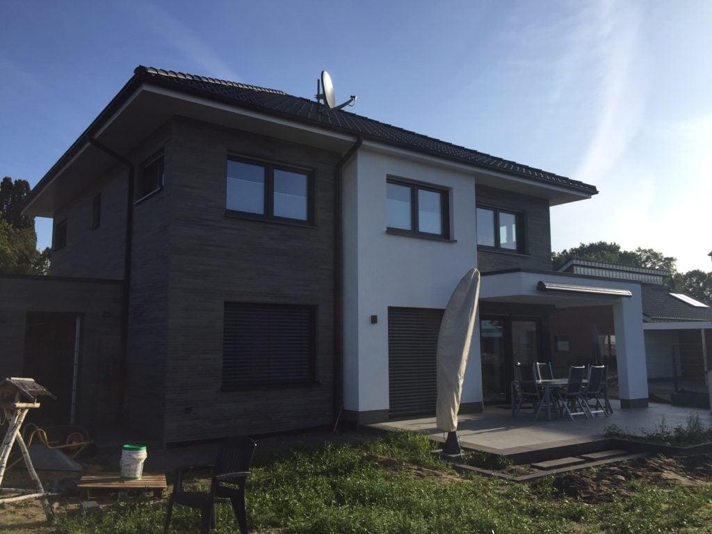 Terrasse Einfamilienhaus in Ibbenbüren