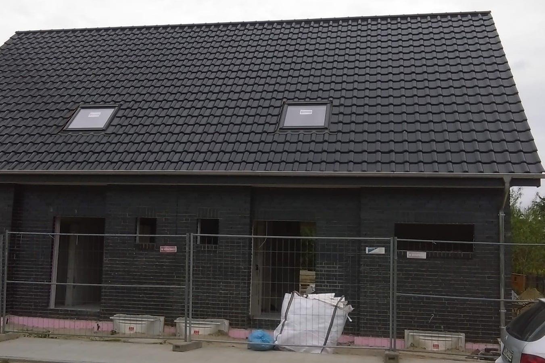 Neubau Doppelhaus mit Garage in Greven