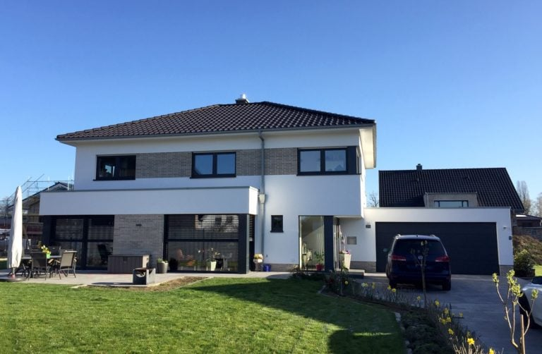 Neubau EFH in Nordrhein-Westfalen