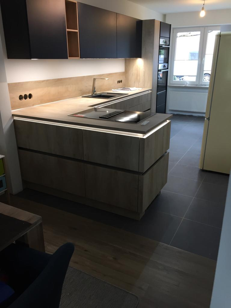 Wanddurchbruch und Umbau zur Wohnküche in Osnabrück