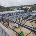 Neubau Stahlhalle – Bundesweite Projekte