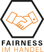 Logo Fairness im Handel