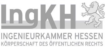Logo der Ingenieurkammer Hessen