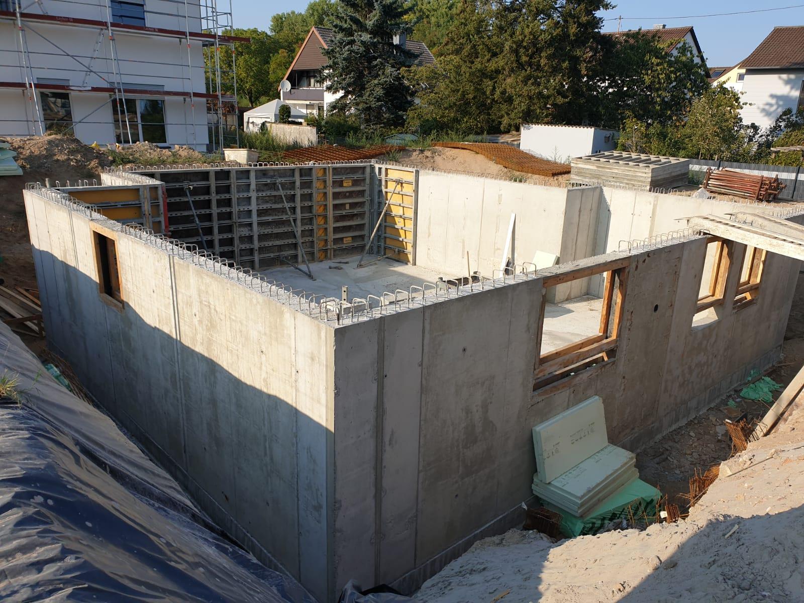 Neubau mit Keller – alle Vorteile auf einenBlick