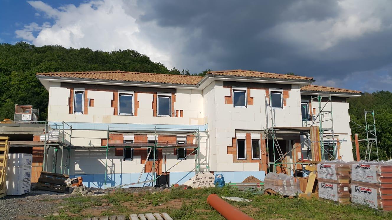 Neubau Einfamilienhaus mit Pool am Fuß des Harzes