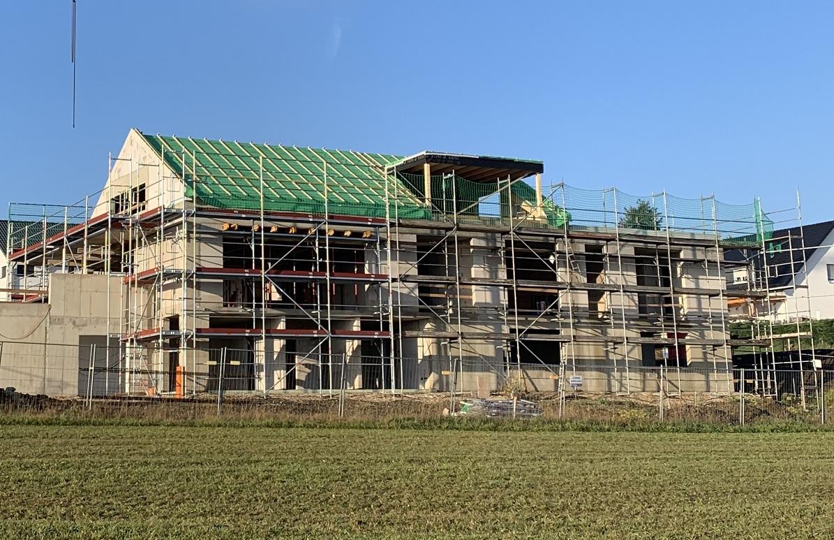Neubau EFH mit Garage in Bad Münstereifel