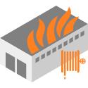 Brandschutz Nichtwohngebäude