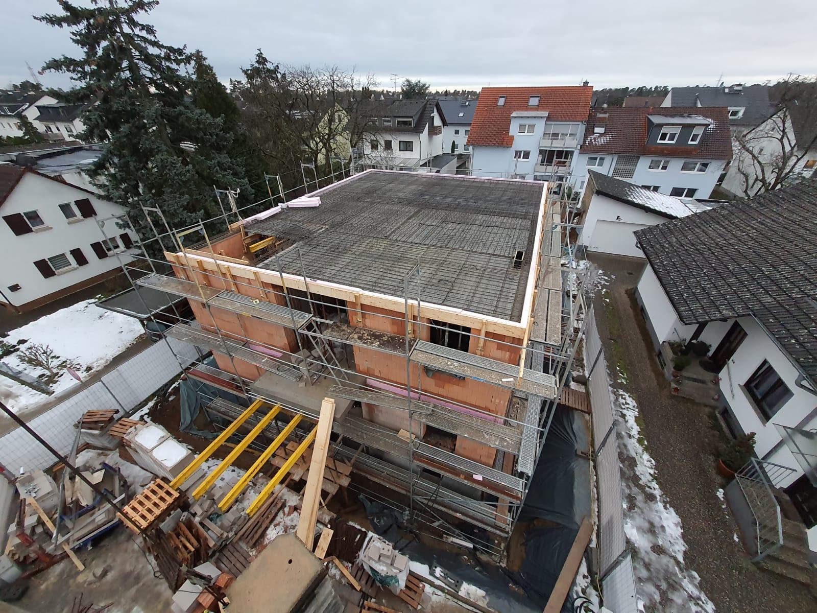 Neubau EFH mit Keller im hessischen Mülheim amMain